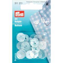 Prym Knopen voor pyjama kunststof - 5st