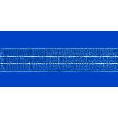 Antex Bandex Iris gordijnband rimpel-lus 22mm trans. - 100m