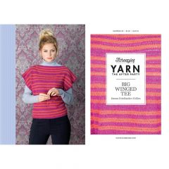Yarn The After Party no. 33 Big Winged Tee - 20st