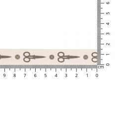 Kuny Band scharen met knopen 15mm - 20m - 0001
