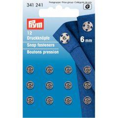 Prym aannaaidrukknopen MS 6-13mm - 5st G