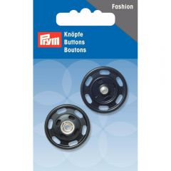 Prym Aannaaidrukknopen 25mm donkerblauw - 3st