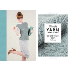 Yarn The After Party no. 35 Term Time Top - 20st