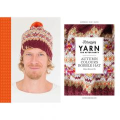 Yarn The After Party no. 36 Autumn Bobble Hat - 20st