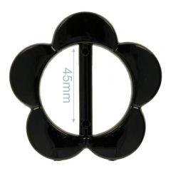 Siergesp bloem 30mm - 8st