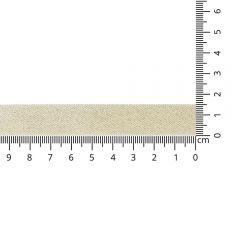 Kuny Satijnlint sparkle 15mm - 20m