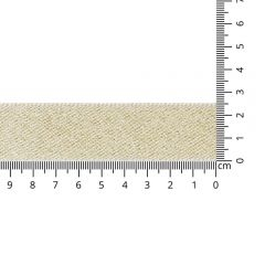 Kuny Satijnlint sparkle 25mm - 20m