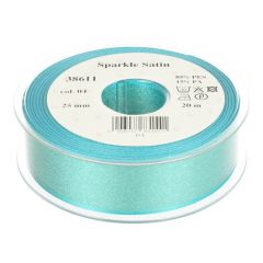 Sparkle Satin 25mm - 20m