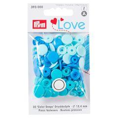 Prym Love drukknopen 12.4mm - 3x30st