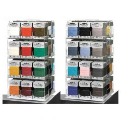 Scanfil Stopwol display 10x15m - 32 kleuren - 1st