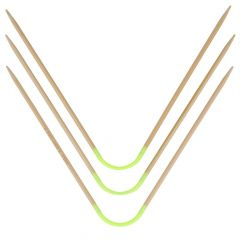 Neko Bamboo Flex sokkennaald XL 2.50-3.50mm - 1x3st