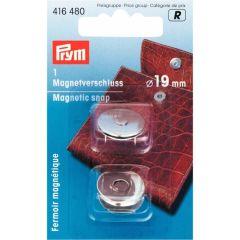 Prym Magneetsluiting 19mm - 5st
