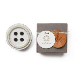 Cohana Nambu papiergewicht zilver - 1st