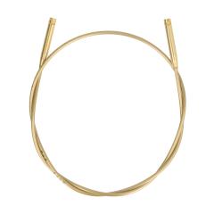 Addi Click kabel bamboe 60-100cm - 1st