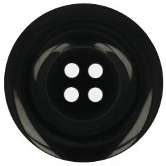 Knoop zwart - 35-50st