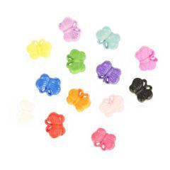 Kinderknoop Vlinder - serie van 13 kleuren
