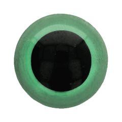 Dierenogen - veiligheidsogen tweekleurig 22mm - 20st