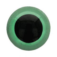 Dierenogen - veiligheidsogen tweekleurig 10mm- 50st