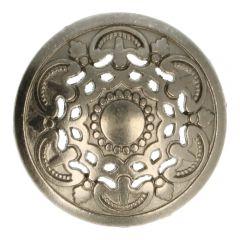 """Knoop metaal 28"""" ital. design - 50st"""