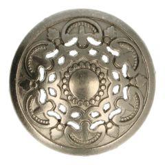 """Knoop metaal 36"""" ital. design - 50st"""
