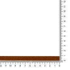 Fluweelband rol 9mm - 15m