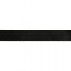 Vouwtres elastiek glans 20mm - 25m
