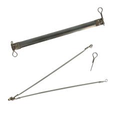 Opry Tassluiting klem 15cm - 5st