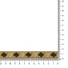 Sinterklaasband 15mm - 25m