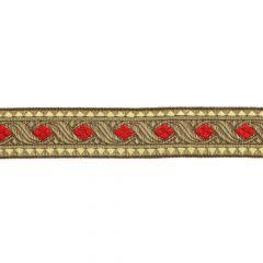 Sinterklaasband 30mm - 25m - 722