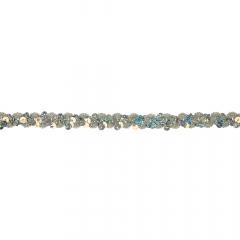 Paillettenband 10mm - 20m - SI