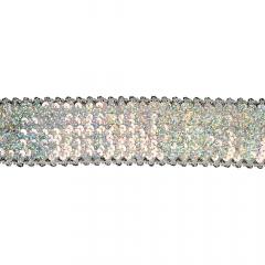 Paillettenband 55mm - 10m
