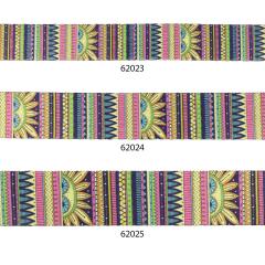 Tassenband dubbelzijdig bedrukt Inka design - 22,5m