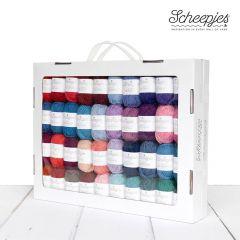Scheepjes Metropolis colour pack 80x10g - 1st