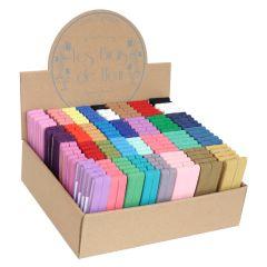 Dox Biaisband assortiment katoen - 32 kleuren - 1st