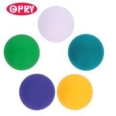 Opry Siliconen kralen rond 20mm - 5x5st - AST