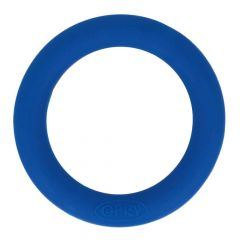 Opry Siliconen bijtring rond 55mm - 5st