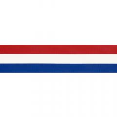 Nederlands vlaggenband 10-100mm - 25m
