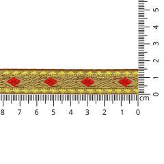 Sinterklaasband 15-32mm - 25m - 722