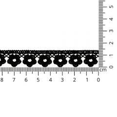 Etskant bloem 15mm - 13,7m