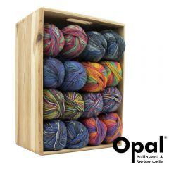 Opal Frühlingsduft assortiment 2x75g - 8 kleuren - 1st