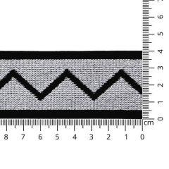 Elastiek dubbelzijdig 40mm - 10m