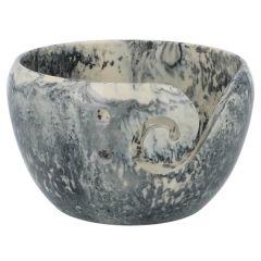 Scheepjes Yarn bowl parelmoer effect 13x8cm marmer - 1st