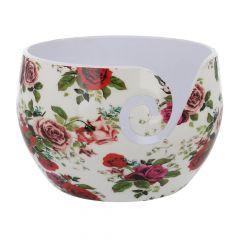 Scheepjes Yarn bowl Roses onbreekbaar 13,5x9cm - 1st