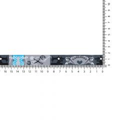 Geweven band handmade 17mm - 25m