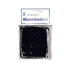 Manchetten acryl - 5st