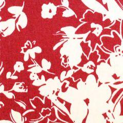 Tissu de Marie Stof bloemen groot 1.45m - 10m