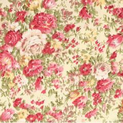 Tissu de Marie Stof bloemen 1.45m - 10m