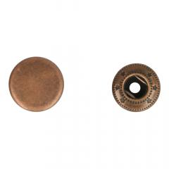 Confectie drukknoop 15mm - 100st.