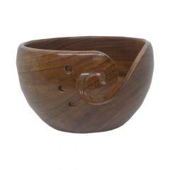 Scheepjes Yarn bowl rozenhout - 1st