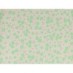 Tissu de Marie Stof flanel bloemen 1.15m - 10m